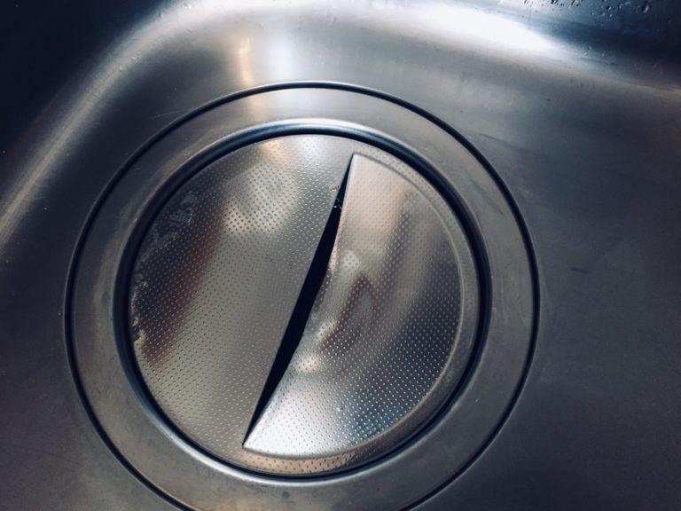 清潔感upで面倒な掃除が楽に 100均キッチン排水口カバーが最高 ふみとたまブログ 掃除 楽 カバー