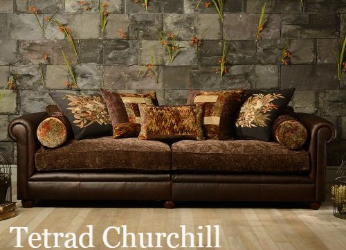 Image result for leather and fabric sofa | Fabric sofa ...