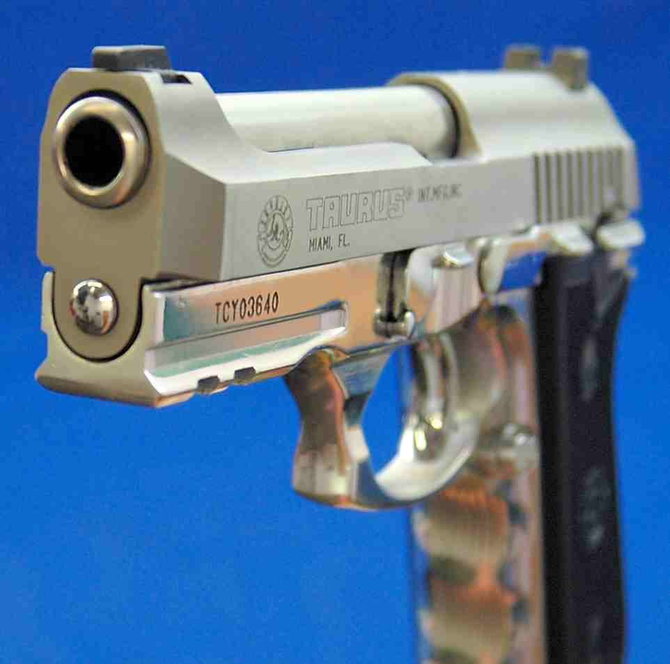 taurus pt917 cs | survival of the fittest | Guns, Firearms