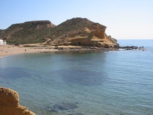 Playa De Pulpí Almería Almería Andalucia España Cabo De Gata Almeria
