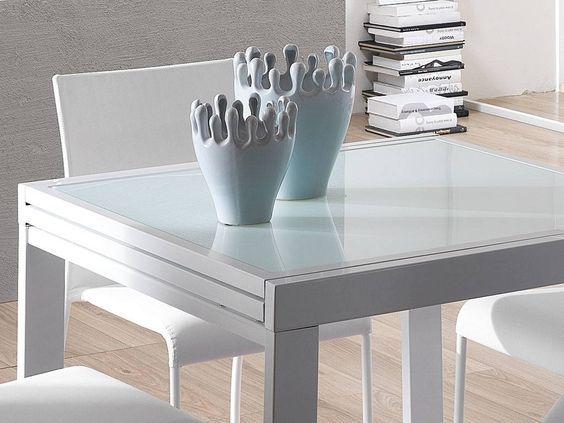 juego-comedor-mesa-cuadrada-o-rectangular-extensible-mesa-comedor ...
