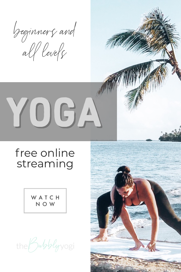 Free Yoga Video Clear Your Mind And Find Focus For Your Day You Will Find Yoga Classes For All Levels If You Ar Free Yoga Videos Free Yoga Free Online Yoga