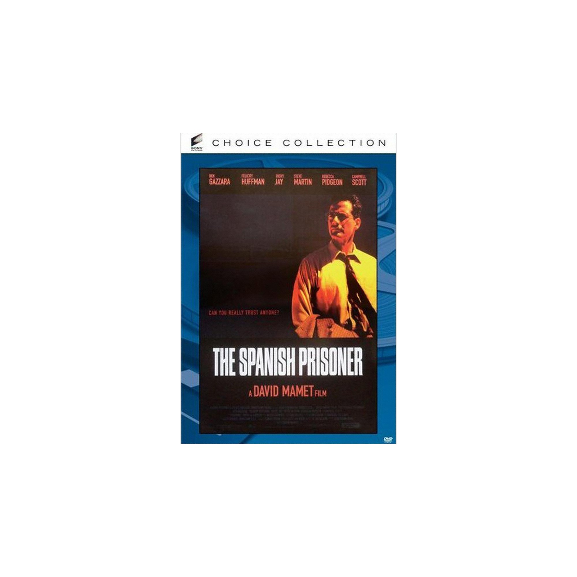 Spanish prisoner (Dvd), Movies