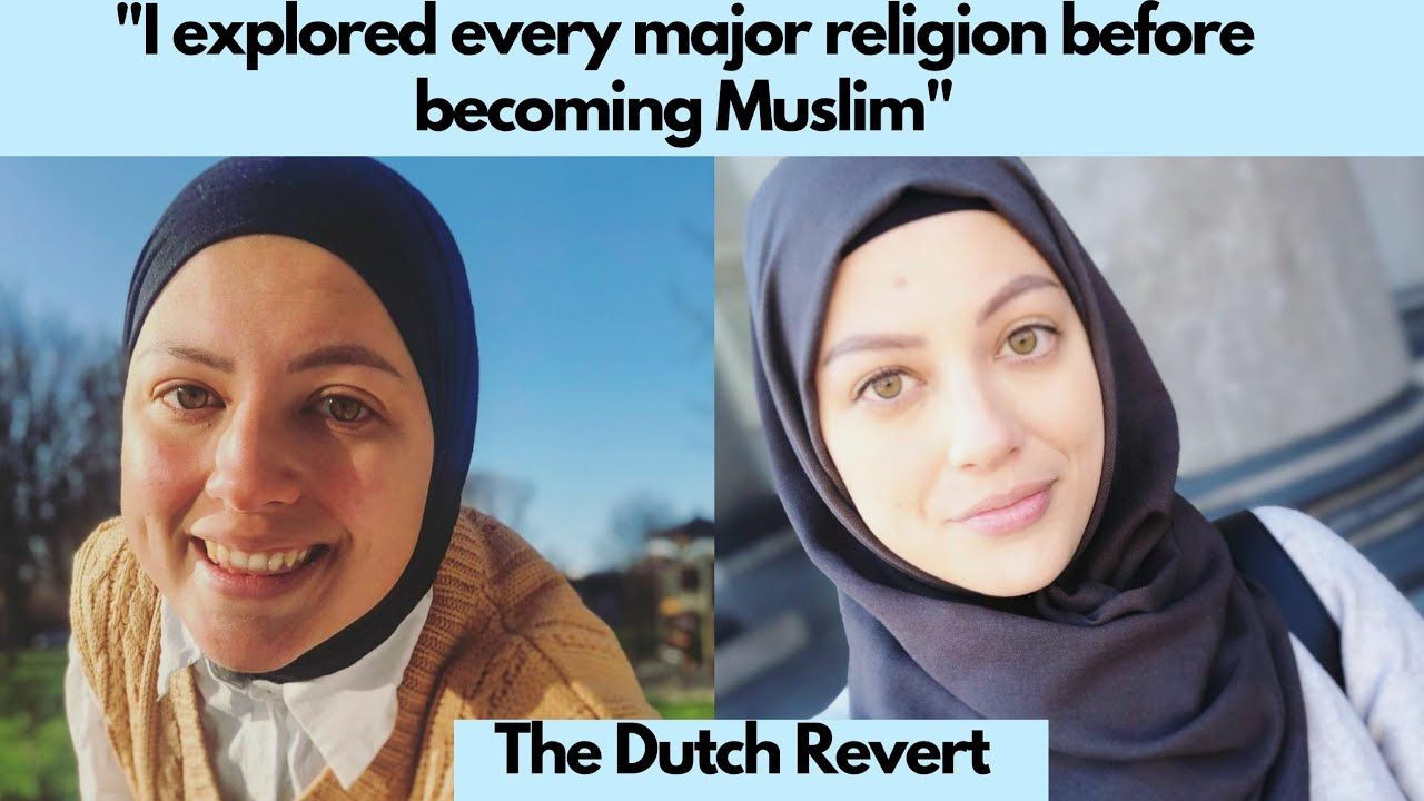 🇳🇱 DYALA The Dutch Revert Story 🧕 | Aisha Rosalie 🇬🇧