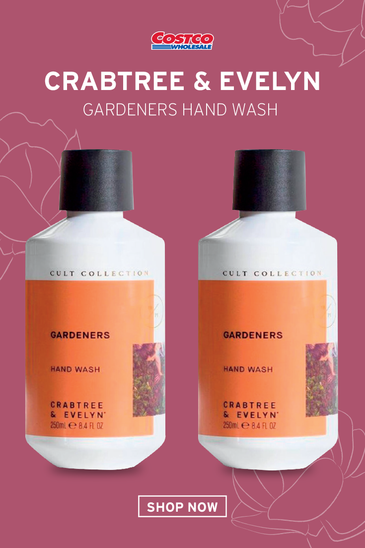 Crabtree Evelyn Gardeners Hand Wash 2 Pack In 2020 Crabtree Evelyn Crabtree Evelyn