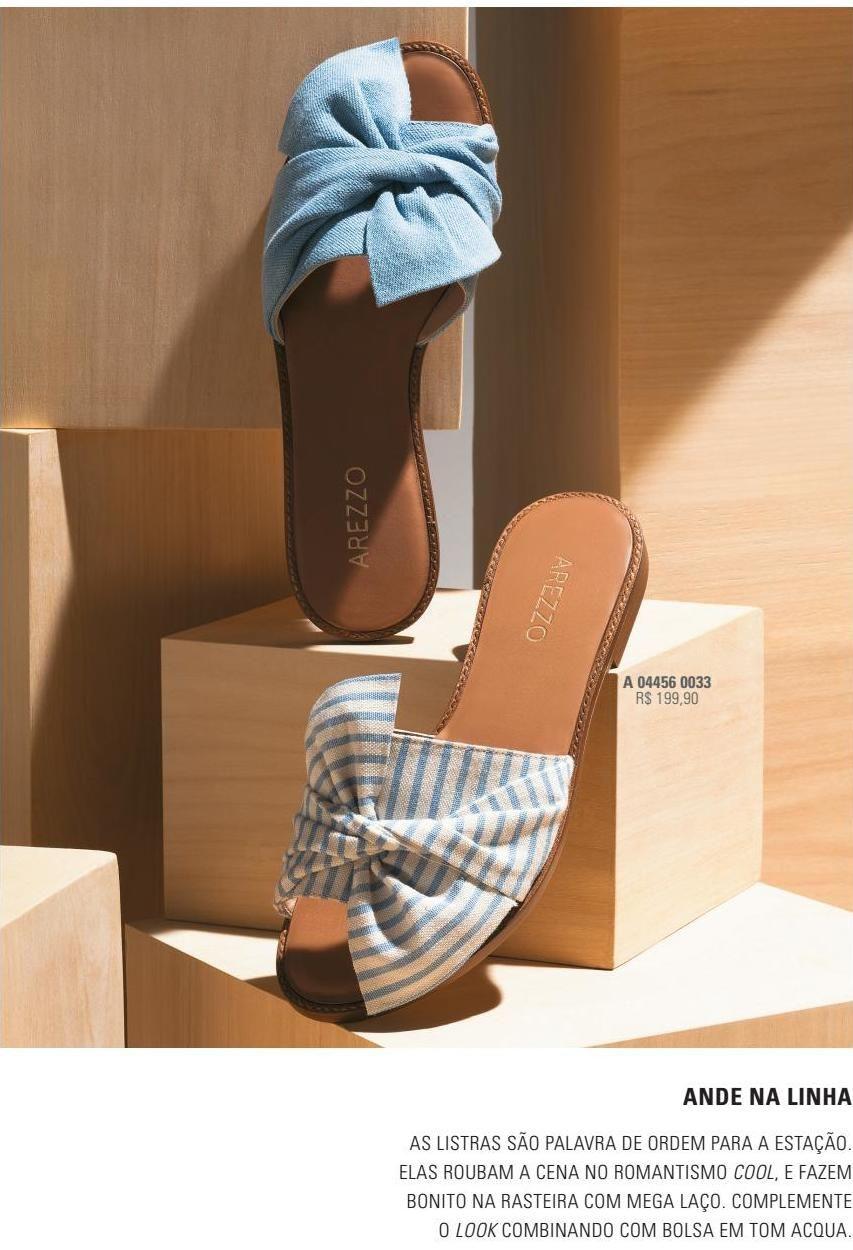 e6ba37469c71ce VERÃO 2017 • AREZZO | Zapatos | Sapatos de verão, Sapatos e Sapatos ...