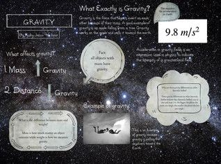 In modern physics, gravitation is most accurately