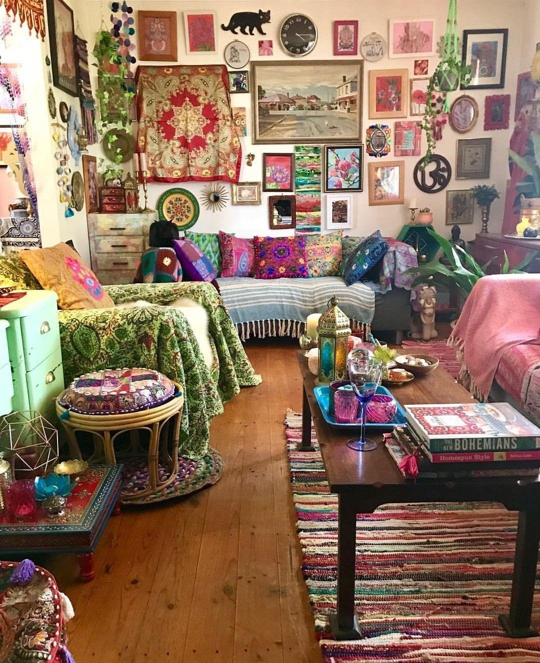 Pin By Eli Elvis Dadema On Boho Decor Room Ideas Bedroom Bohemian Living Room Decor Aesthetic Room Decor