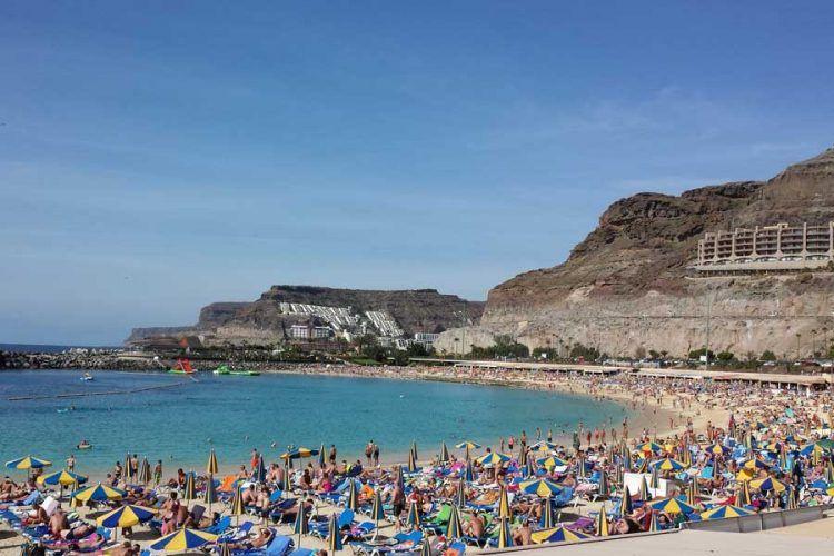 Kostenlose Strande Auf Gran Canaria Playa De Amadores Ausflug