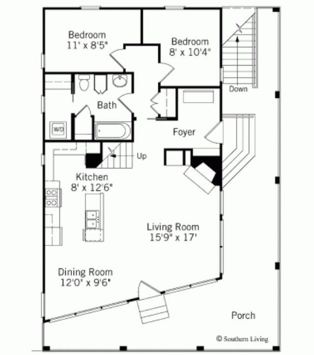 1st Floor Rumah