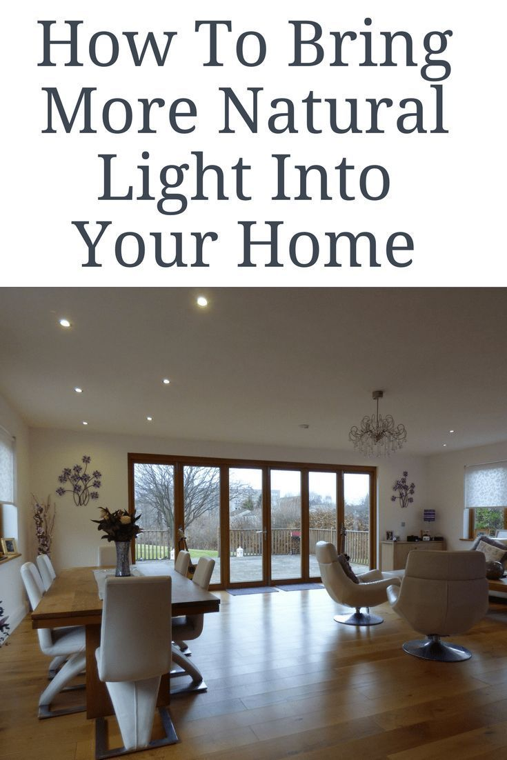 Receiving Room Interior Design: How To Bring More Natural Light Into Your