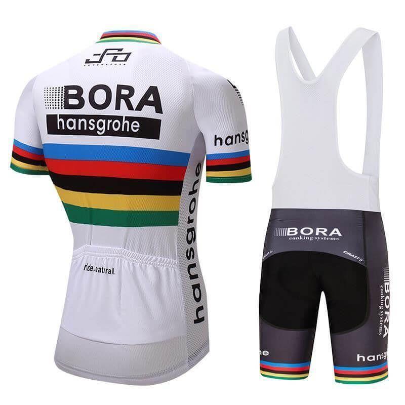 Peter Sagan World Champion Bora 2017 Cycling Kits  051b5dbdc