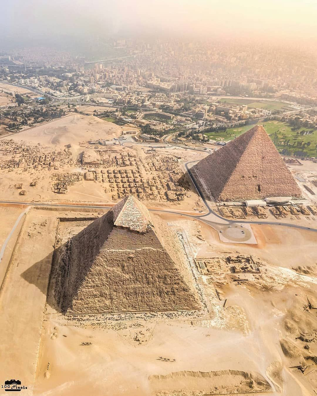 Cairo Egypt Pyramid Photo By 100 Pixels Arch Important