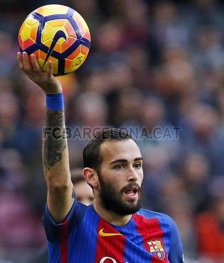 Aleix Vidal #FCBarcelona #AleixVidal #AleixVidalFCB #FansFCB #FCB #22