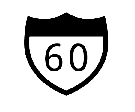 Highway Sign Icon In Android Style Highway Signs Icon Android Icons