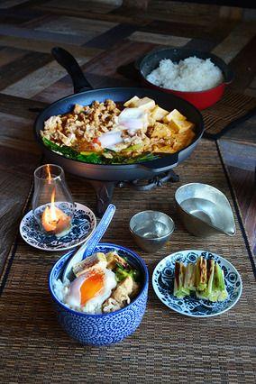 今夜はぶたスキ。 焼き深ねぎに濃い卵がうまーい 白米がっつり盛りで! - 豊菜JIKAN × スイスダイヤモンド -|レシピブログ