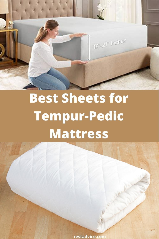 Top 12 Best Sheets For Tempurpedic Mattress Tempurpedic Mattress Best Sheets Mattress