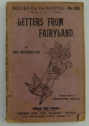 letter writing fairy tales