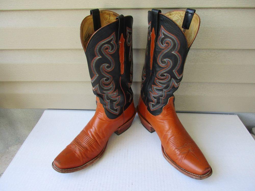 b90f7a96c72 Lucchese Classics Handmade L0903 men boots sz 10D #Lucchese ...