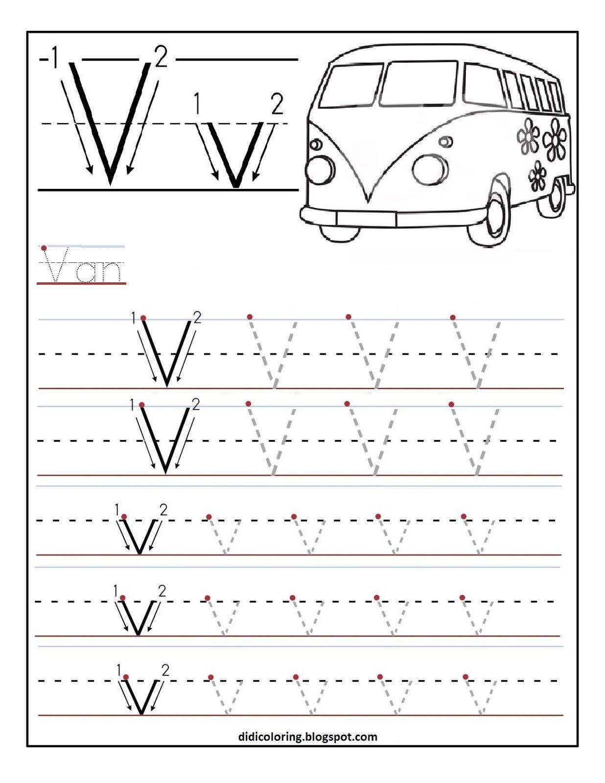 Learn To Write Letters In With Images