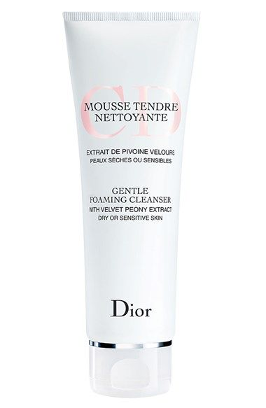 Dior Gentle Foaming Cleanser available at #Nordstrom