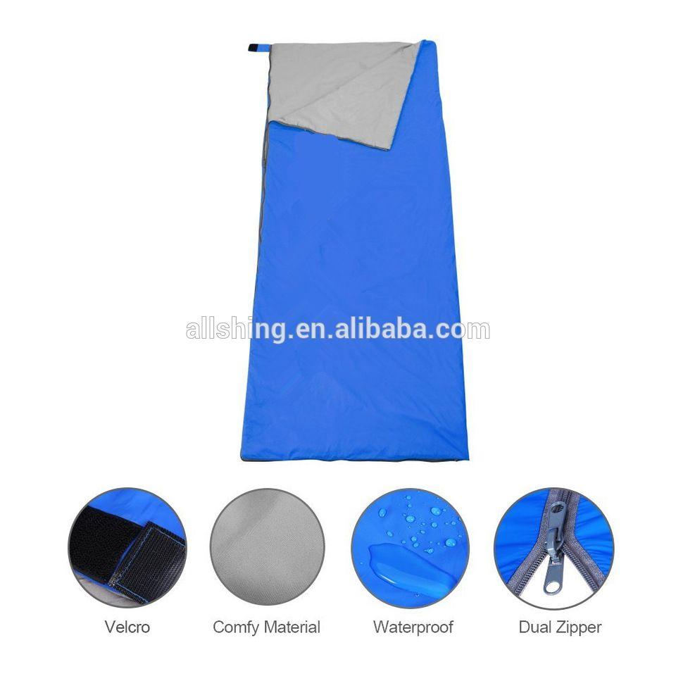 Bluefield Ultralight Outdoor Sleeping Bag Liner Polyester Pongee Portable Single Sleeping Bag Camping Travel Sleep Bag Camp Sleeping Gear