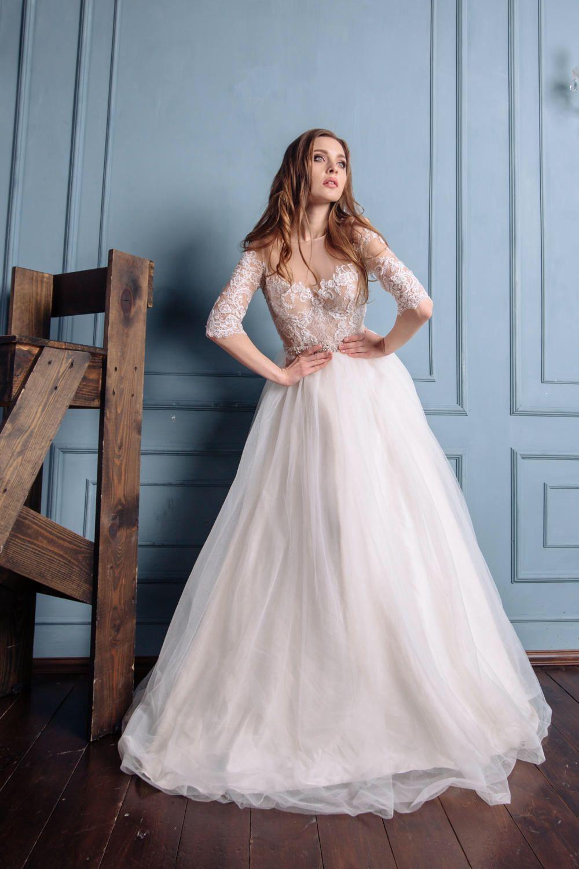 Alana Hochzeit Kleid, Boho Hochzeit, einfache Hochzeit Strand ...