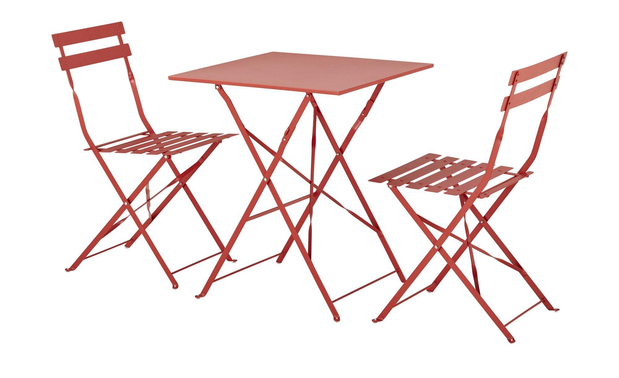 Balkonset Sierro Gartenmobel Sets Tisch Und Stuhle