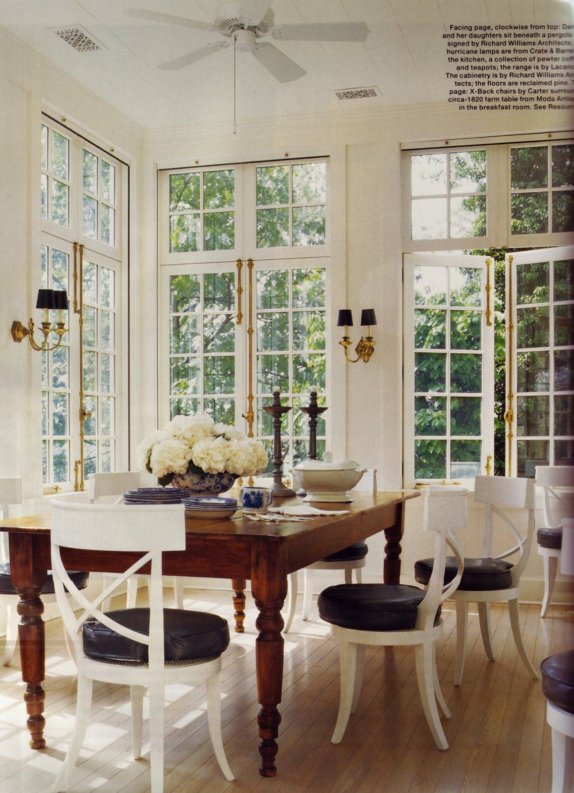 Back porch window ideas - how would screens work ...