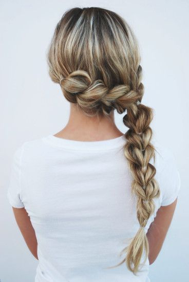 Get excited! You are going to have fab hair thanks to Haleigh | Pull ...