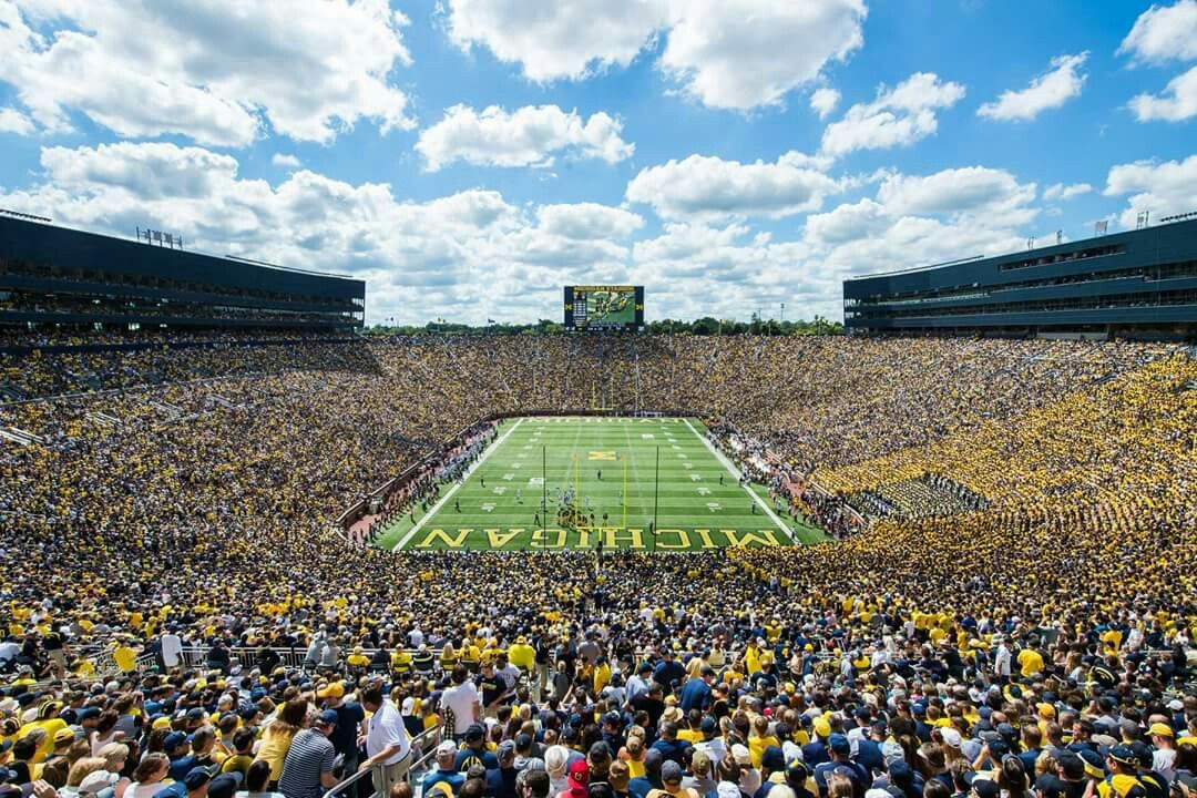 Pin by David Kane on Sports Football stadiums, College