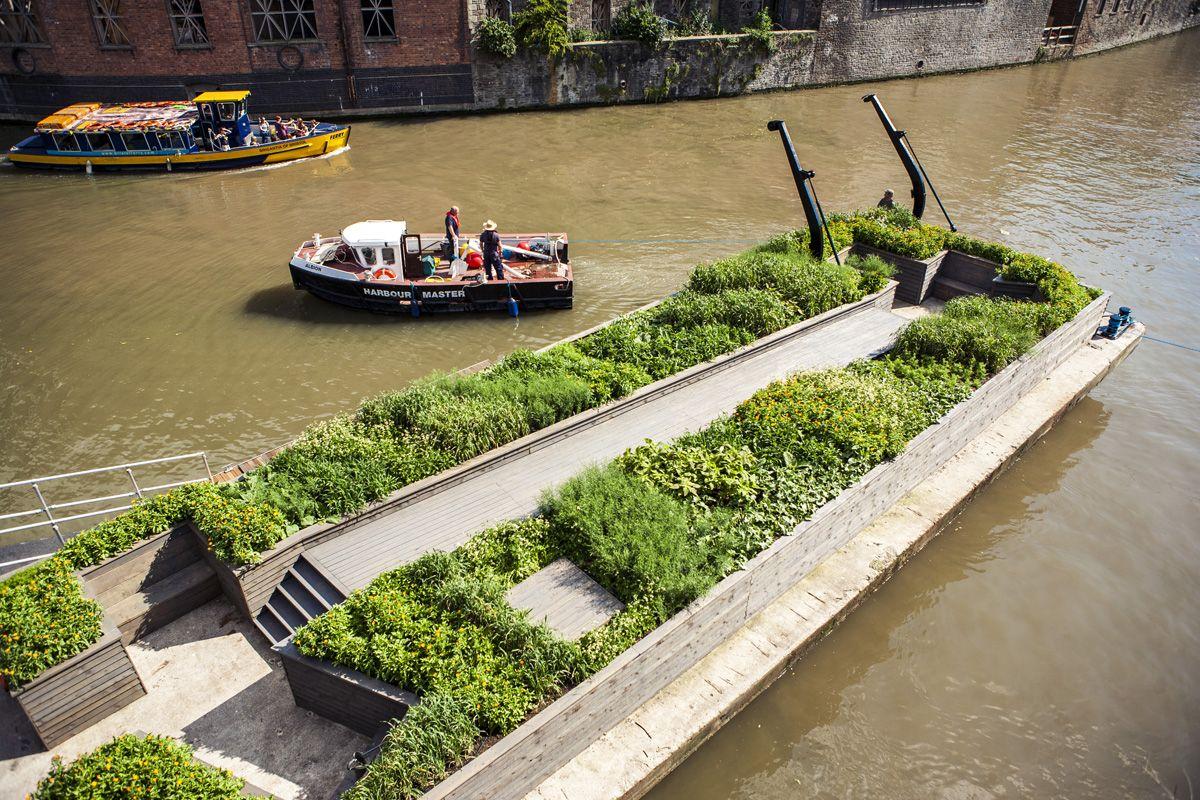 Floating Garden - Design Bristol | landscape architecture ...