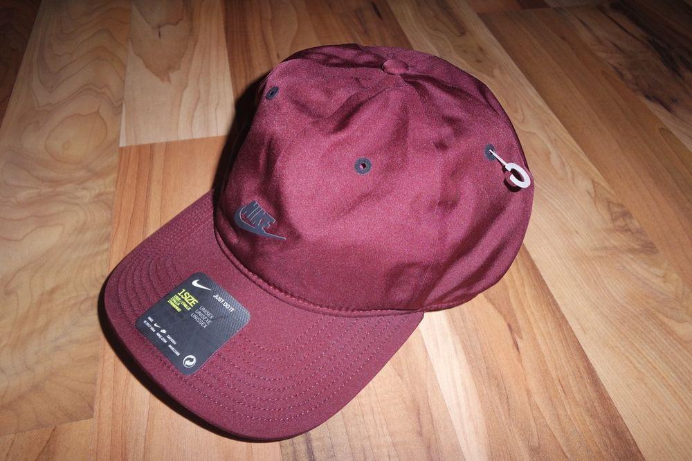6c30152aa NIKE Sportswear Vapor Pro Tech Adjustable Running Baseball Cap Hat ...