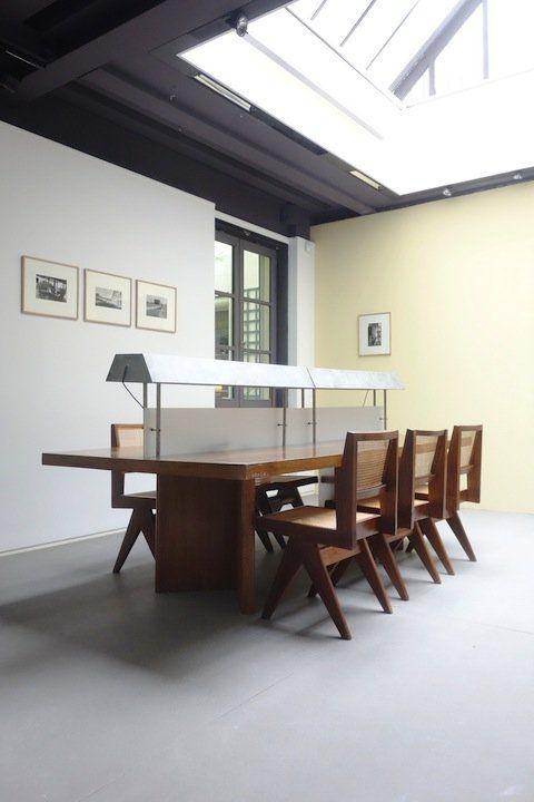 Pierre jeanneret le corbusier chandigarh interiores for Le corbusier muebles