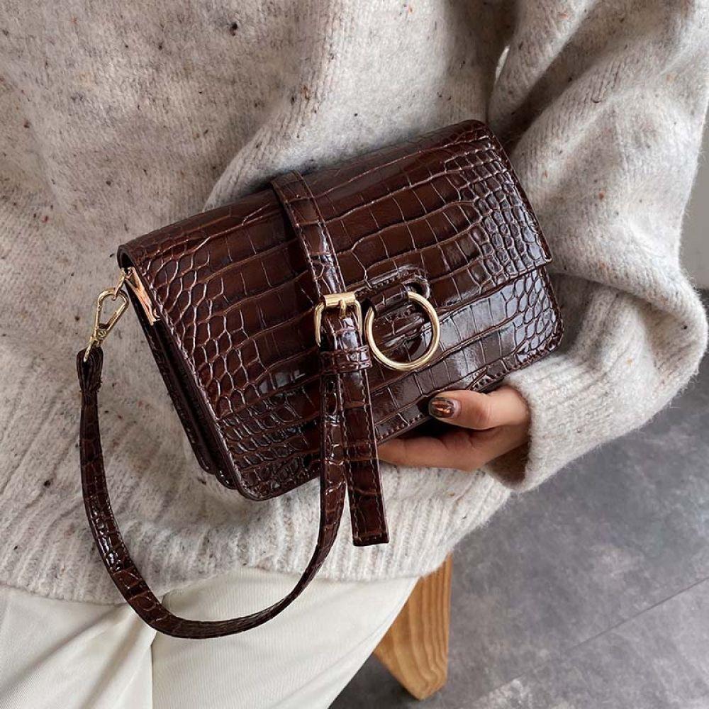 Retro Style Shoulder Messenger Bag Handbags and Purses in