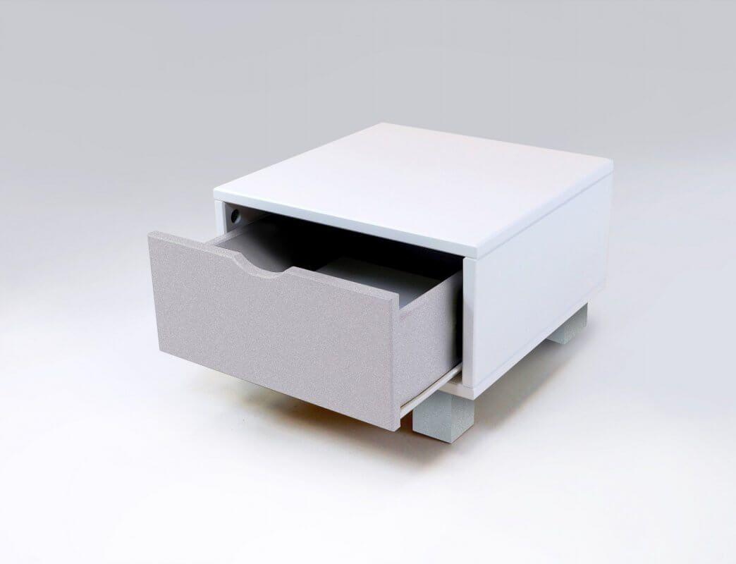 chevet cube blanc tiroir couleur   cube   pinterest   chevet, tiroir