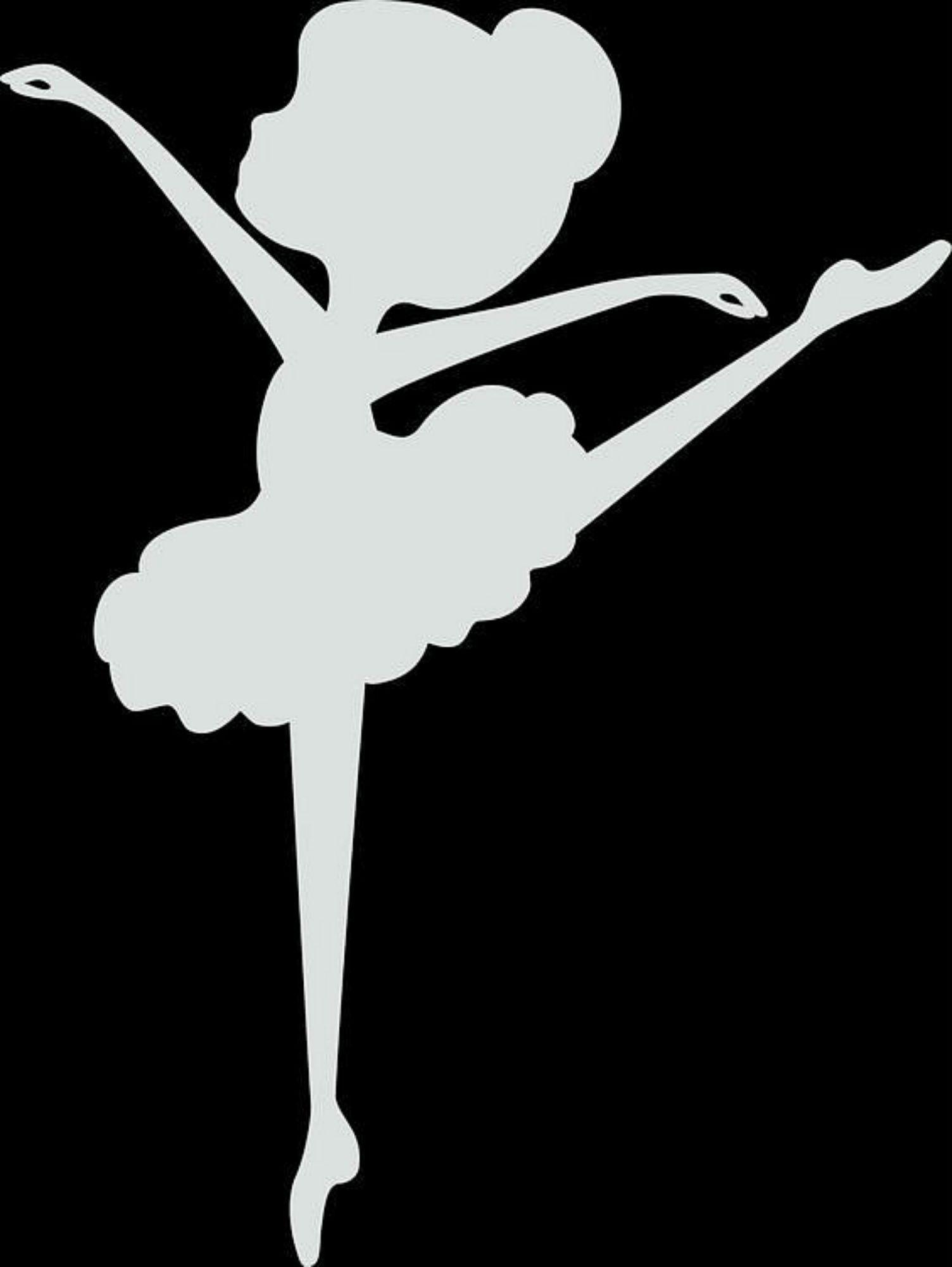 Картинки балерина с бумаги
