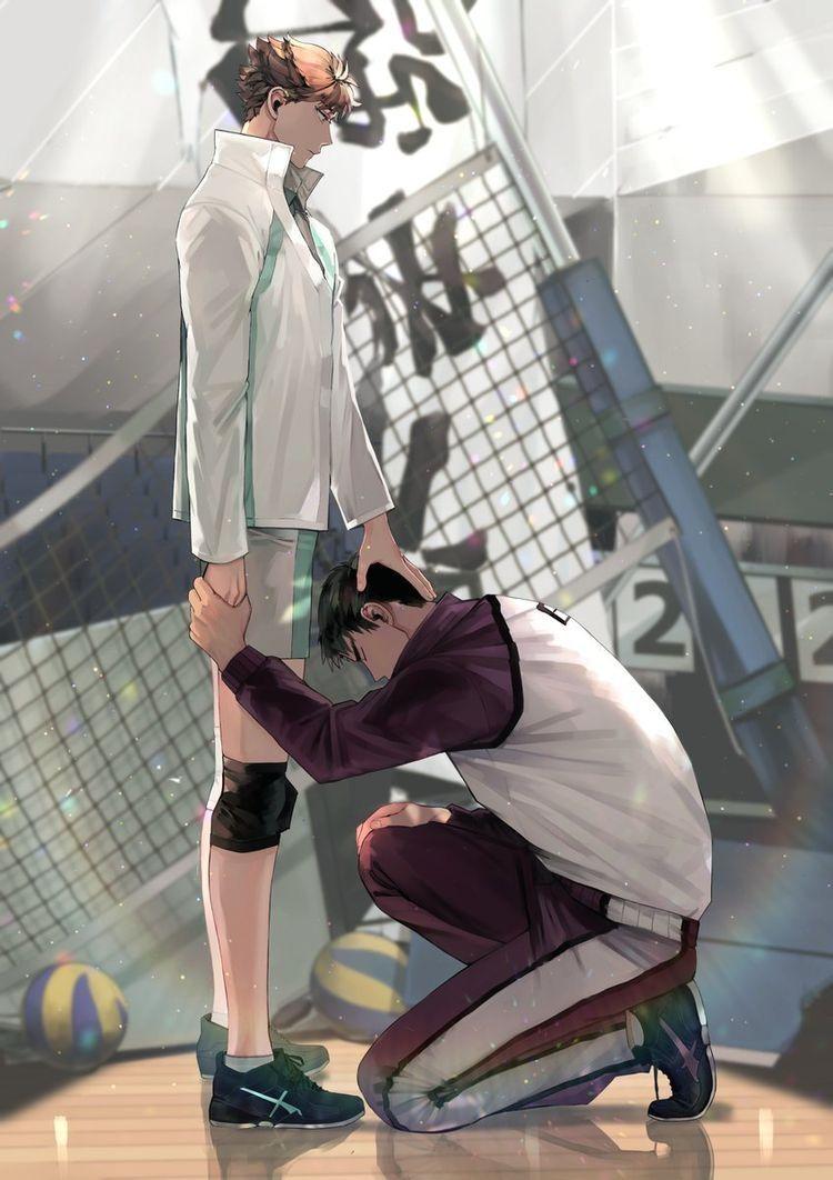Pin By Whisked Away On Haikyuu In 2020 Haikyuu Anime Ushijima Wakatoshi Haikyuu