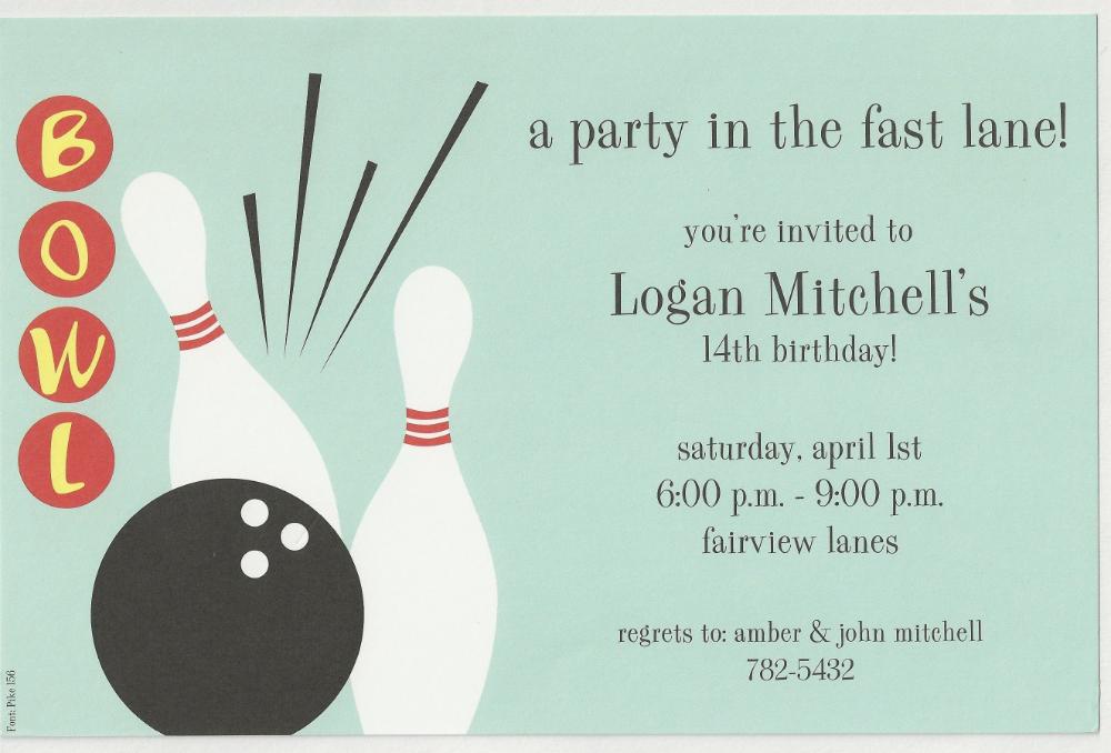 Einladung Bowlingabend In 2020 Einladungskarten Kostenlos Vorlage Einladung Kindergeburtstag Geburtstagseinladungen Zum Ausdrucken
