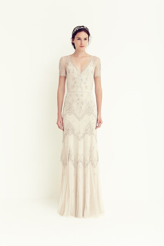 Jenny Packham Pee Collection Vintage Wedding Gownsdream