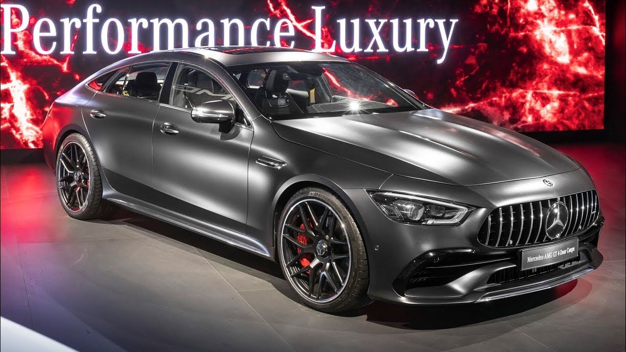 2019 Mercedes Amg Gt 4 Door Coupe Beauty And Power Mercedes Amg Mercedes Amg