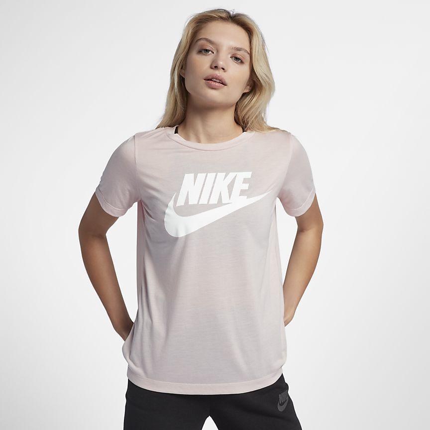 Camiseta Nike Sportswear Cropped Mujer