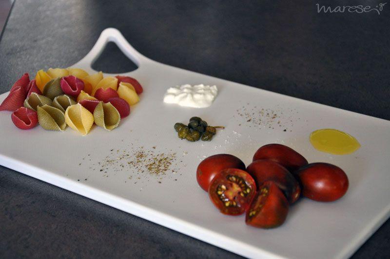 Greek Summer Pasta