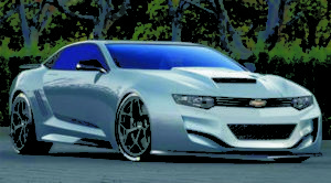 2018 Chevy Chevelle Ss Is The New Generation Product That Has The
