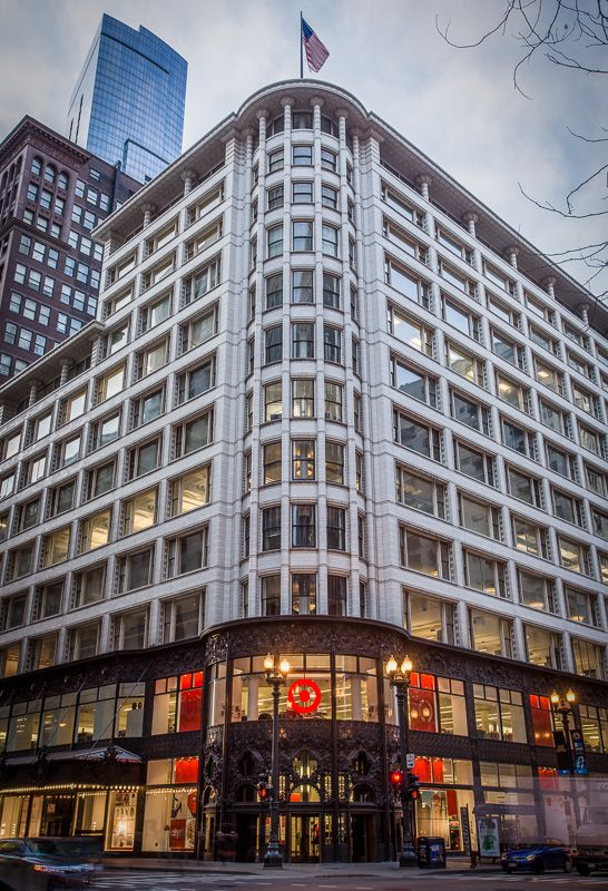 Photographing The Architecture Of The Carson Pirie Scott
