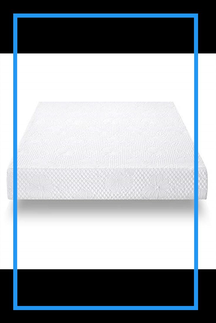 Primasleep Premium Cool Gel Multi Layered Memory Foam Bed Mattress