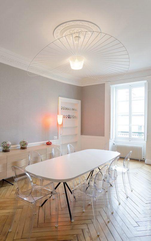 Rénovation et décoration dun appartement à rennes salon moderne pinterest