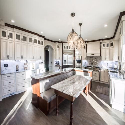 Best Charleston Antique White Cabinets Rta Charleston White 400 x 300