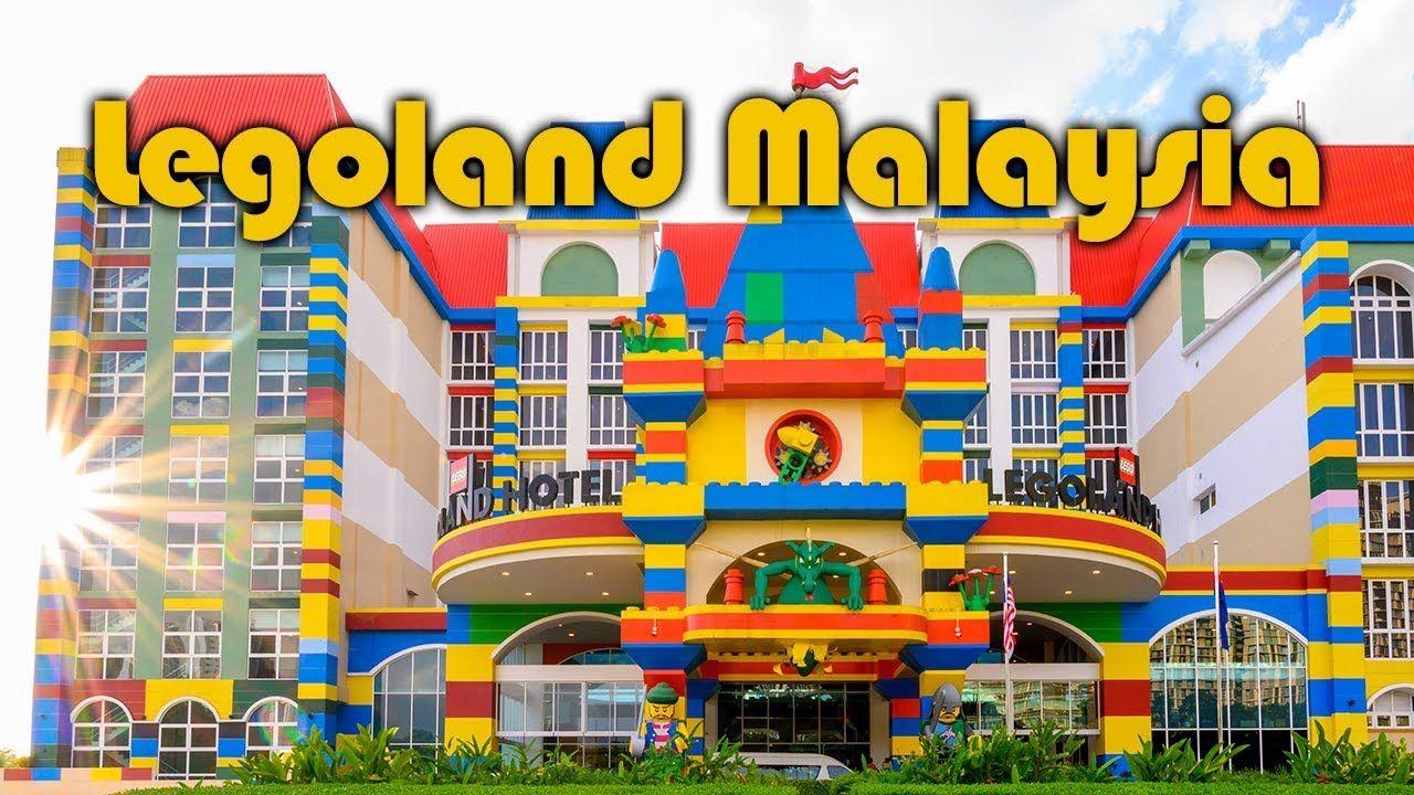 Legoland Hotel and Restaurant at Legoland Malaysia Resort ...