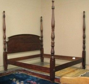 Four Poster King Bed Frame Ideas On Foter Four Poster Bed Four Poster King Bed Frame